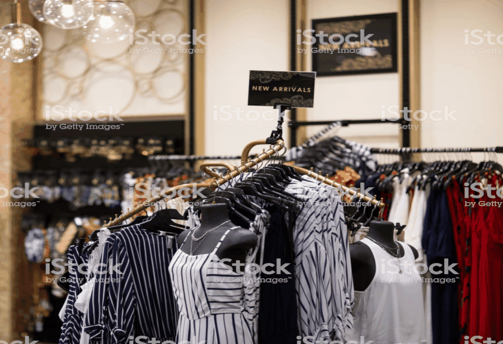 Shopping On Best Clothes Store