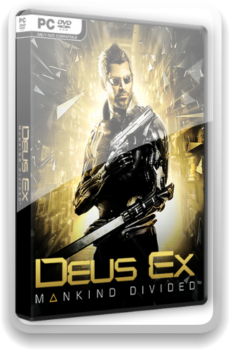 Deus Ex: Mankind Divided - Digital Deluxe Edition (v.1.19.801.0 + DLC's) [2016г.] | RePack от FitGirl