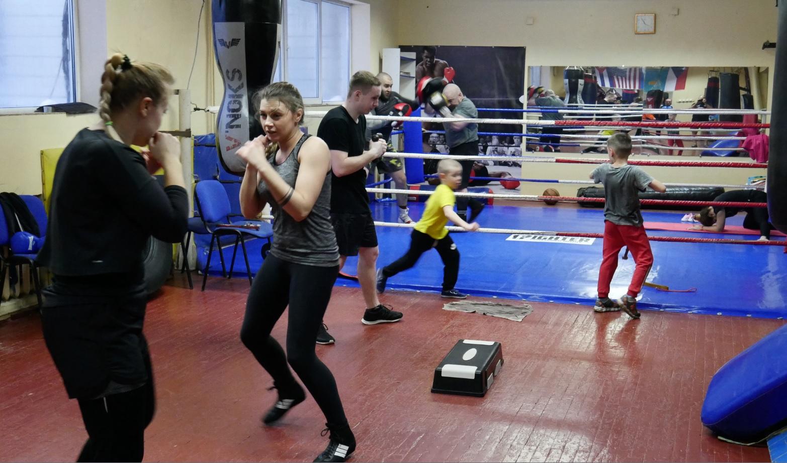 Травмы в боксе. Динамика изменений за 100 лет Исследование
