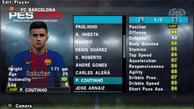 pes 2018 by sudamerican patch