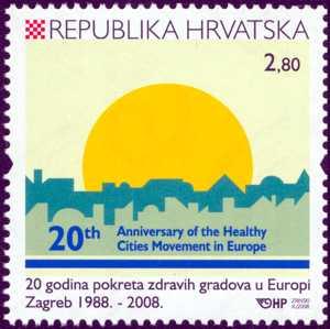 2008. year 20-GODINA-POKRETA-ZDRAVIH-GRADOVA-U-EUROPI-KOMERCIJALNA-PO-TANSKA-MARKA