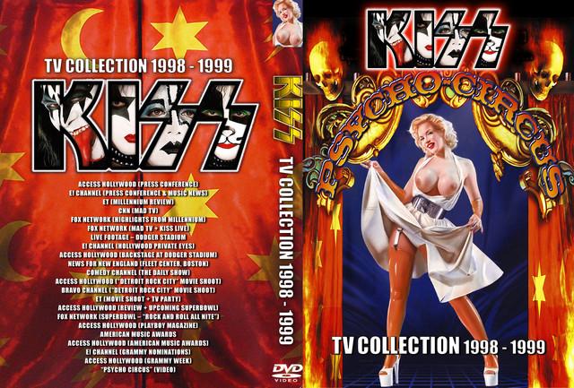 KISS - 1998 - 1999 ~ Psycho Circus Special Mix - Guitars101 - Guitar