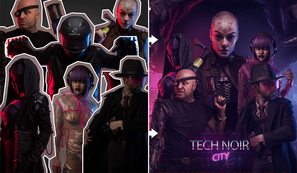 tech noir before after clinton lofthouse hollywood processing photoshop video training