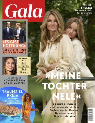 Cover: Gala Magazin No 28 vom 08  Juli 2021