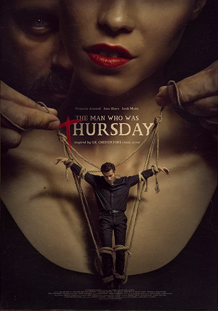 The Man Who Was Thursday 2016 Hindi Dual Audio 720p UNCUT HDRip ESubs 1.1GB | 350MB Download