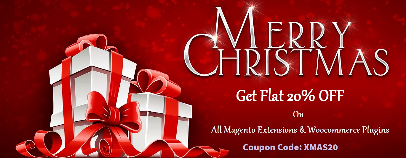 christmas sale on all magento extensions