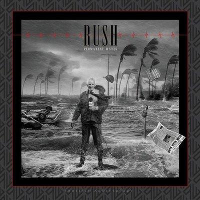 Rush -  Permanent Waves (40th Anniversary Edition) (2020) mp3 320 kbps
