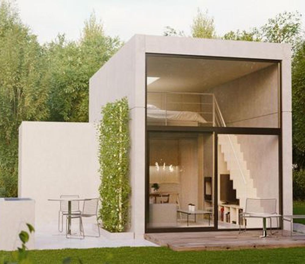 Desain rumah Murah Koda House