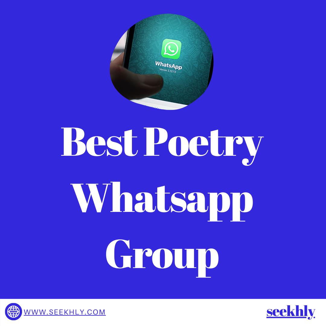 Best-Poetry-Whatsapp-Group
