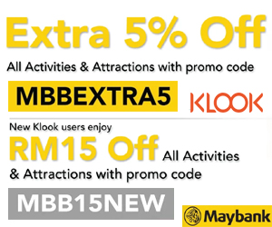 Klook Promo Code & Voucher Malaysia | RM31 OFF | September 2019
