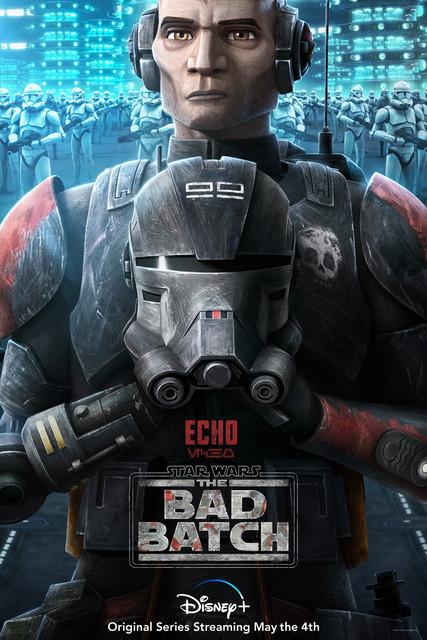 Star Wars : The Bad Batch [Lucasfilm - 2021] 15
