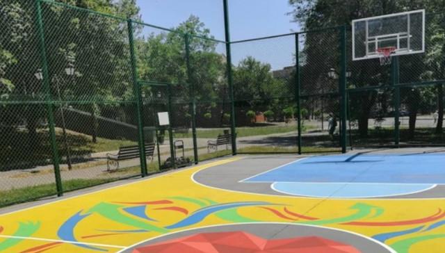 """В николаевском """"Сердце города"""" могут открыть баскетбольную площадку"""