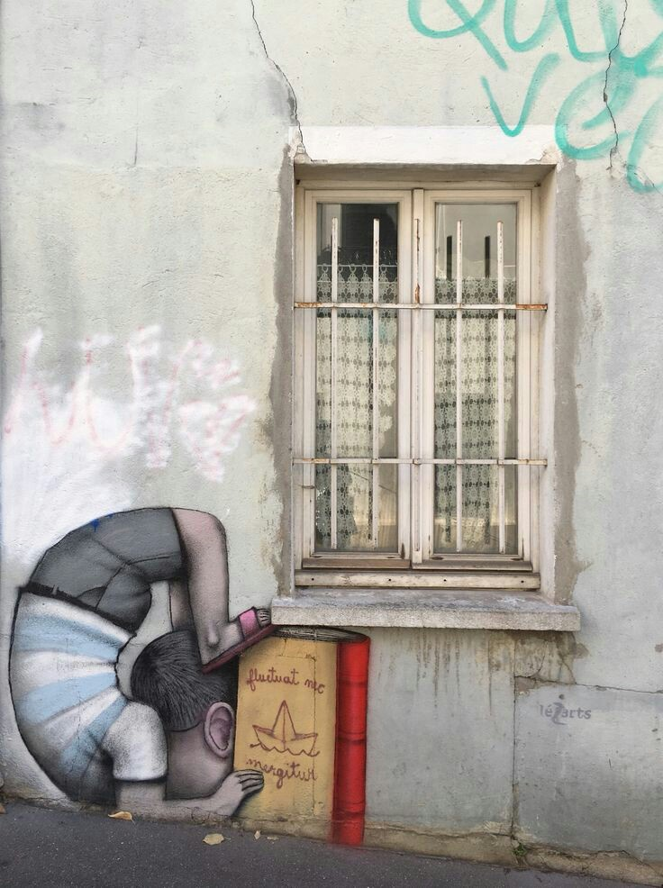 Arte callejero.  - Página 13 281