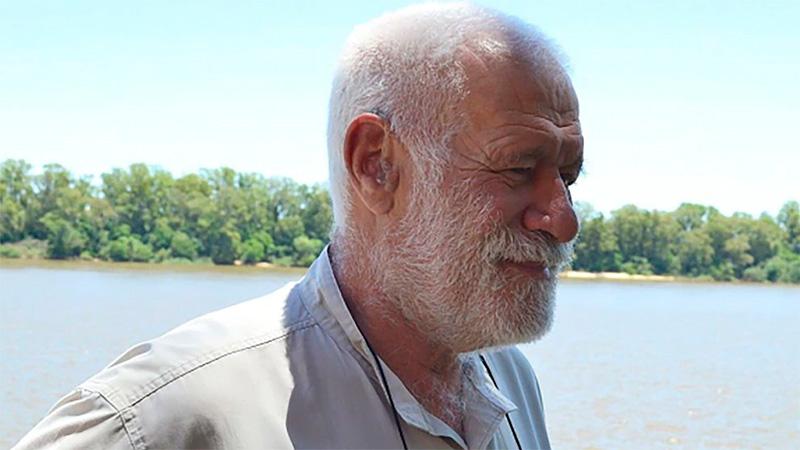 Buscan al empresario argentino Eugenio Schneider, quien desapareció en Uruguay