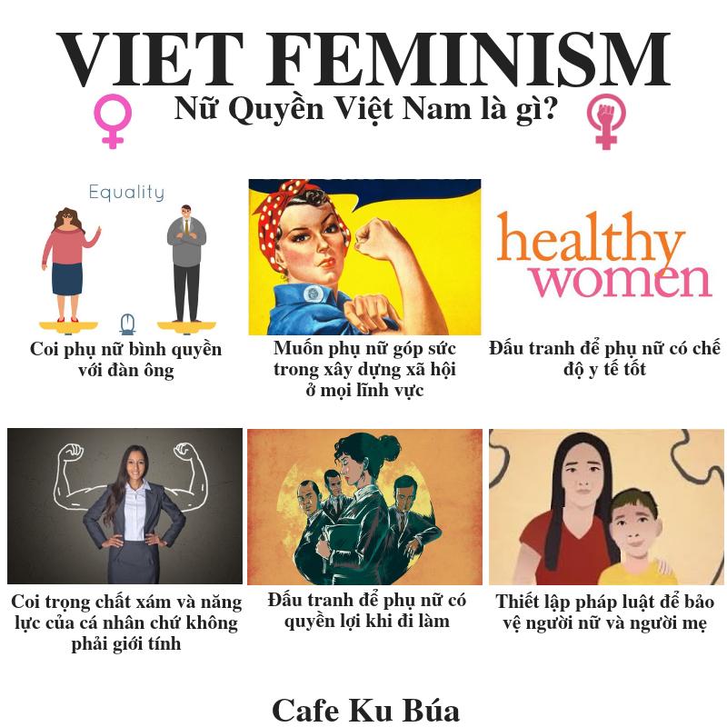 VIET FEMINISM – NỮ QUYỀN VIỆT NAM