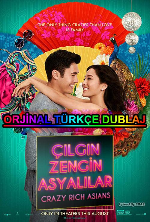 Çılgın Zengin Asyalılar | Crazy Rich Asians | 2018 | BDRip | XviD | Türkçe Dublaj | m720p - m1080p | BluRay | Dual | TR-EN | Tek Link