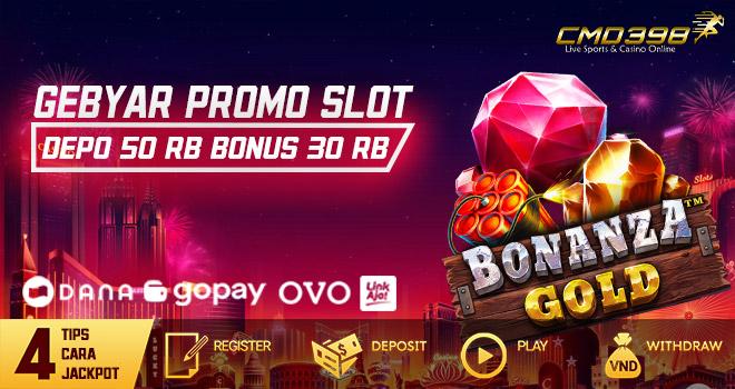Situs Slot Bonus 100