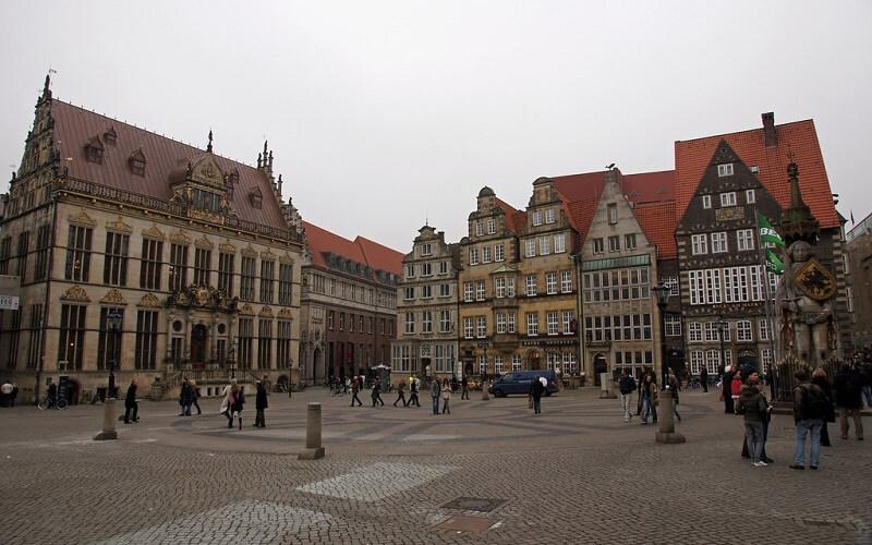 Bremen city photo