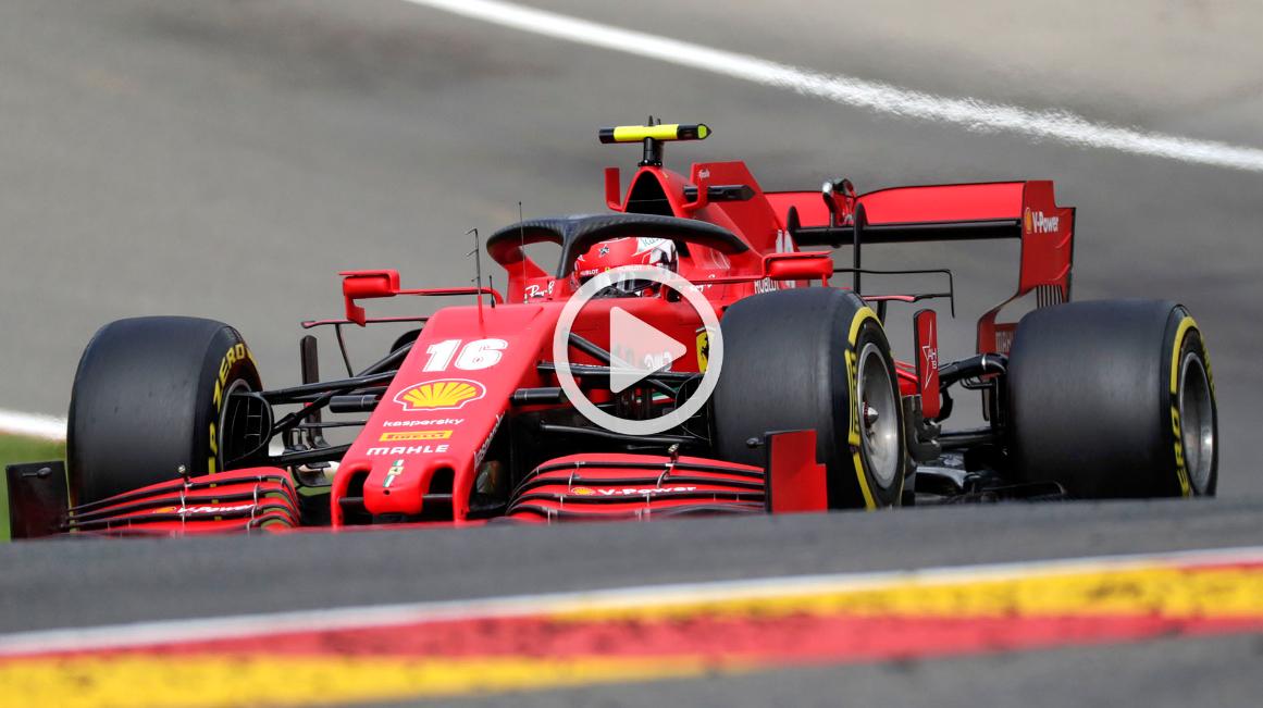 Dove Vedere GP d'ITALIA Streaming F1 Partenza Gara Ferrari Monza