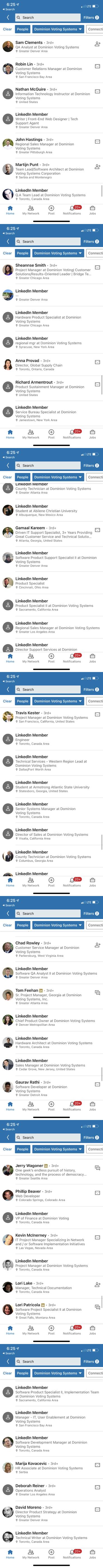 Dominion Employees LinkedIn 2