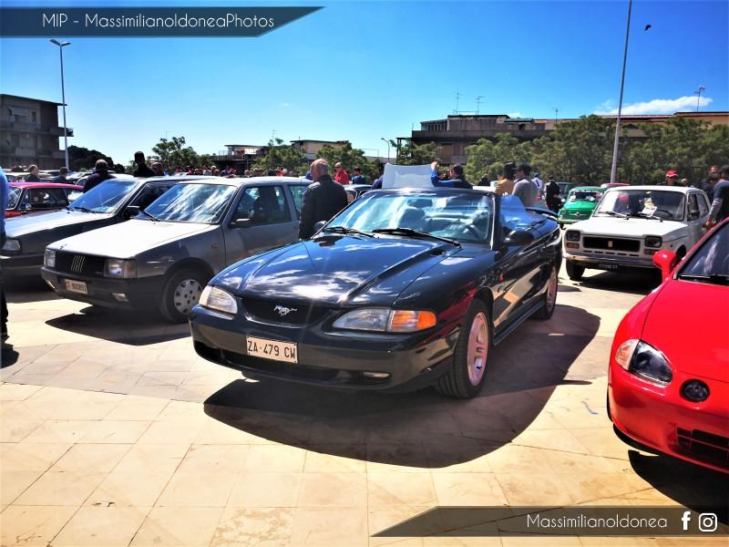 2019 - Maggio - 7° Festa dei Motori, Piazza Vicerè, Catania Ford-Mustang-4-6-239cv-97-ZA479-CW