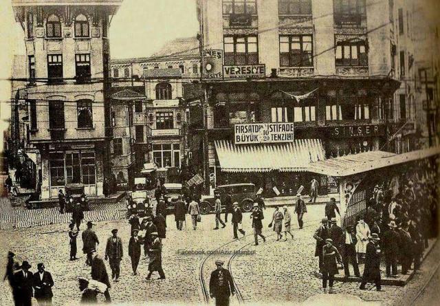1930'lar Eminönü