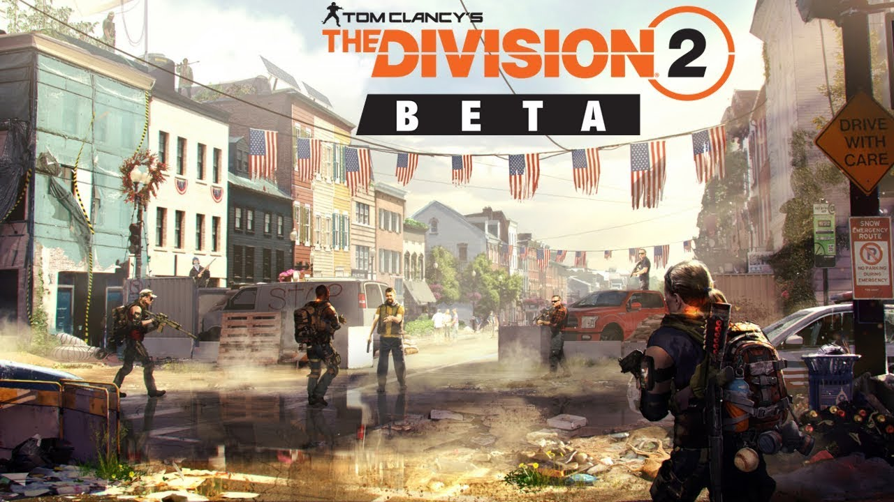 Tom Clancy's The Division® 2 Private Beta full game