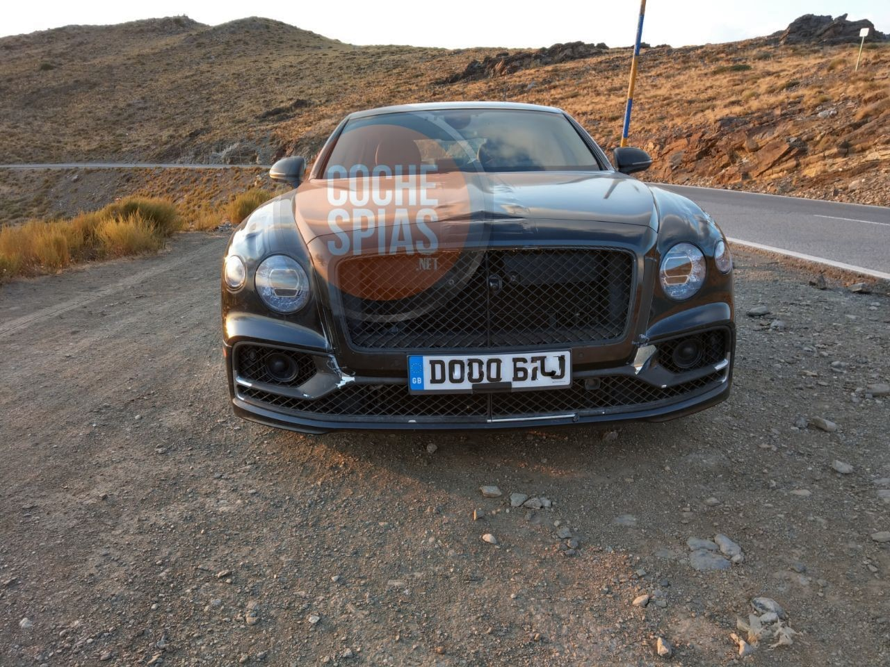 2018 Bentley Continental Flying Spur 38