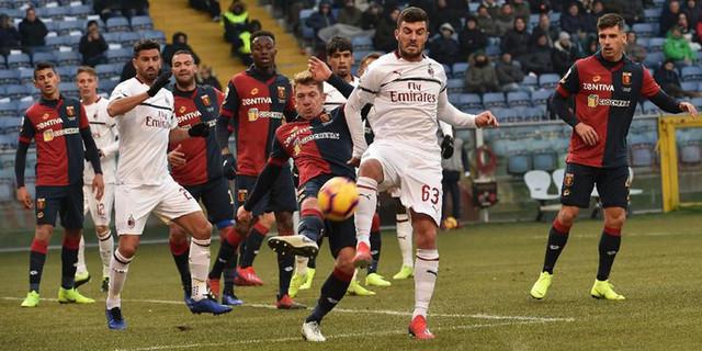 Milan Masuk Empat Besar