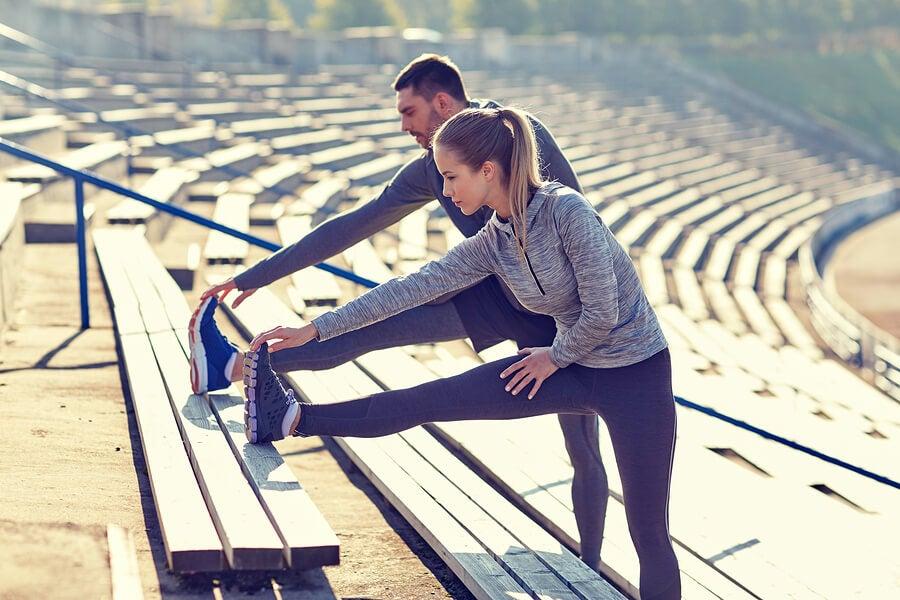 Витамины и минералы для спорта
