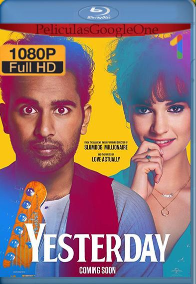 Yesterday (2019) [1080p HD BRip] [Latino] [GoogleDrive] – Wolf Levine