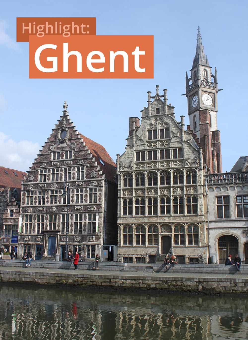 Highlight: Ghent