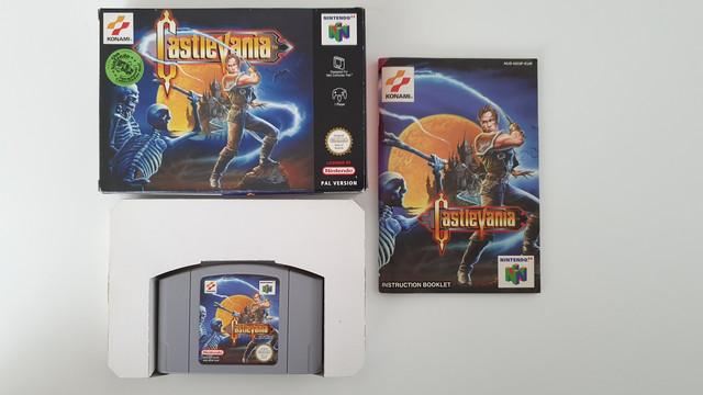 [VDS] Date limite 6 février: jolis Jeux Megadrive et Nintendo (Game Boy, Nintendo 64, ...) N64-castlevania-01
