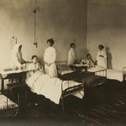 Заразное отделение Костромской губернской земской больницы