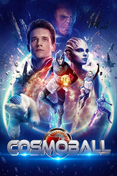 Cosmoball (2020) English Movie HDRip 720p AAC