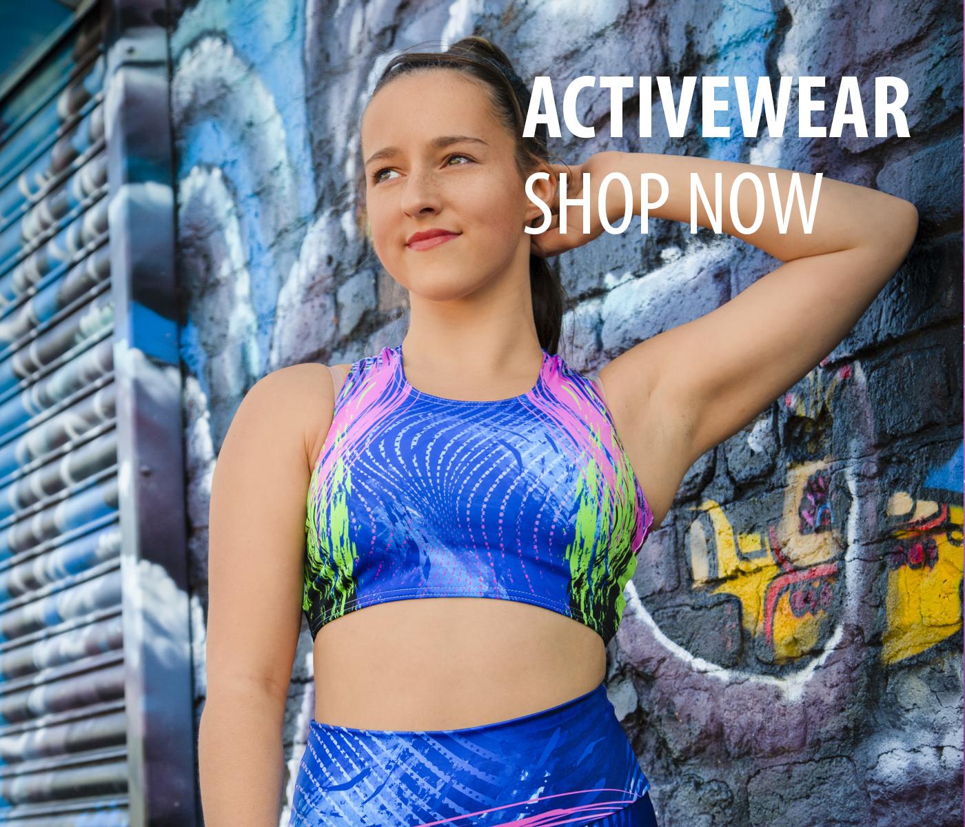 Activewear Shop Now