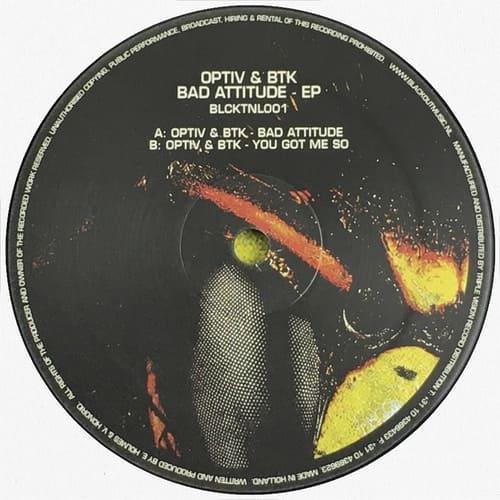 Download Optiv & BTK - Bad Attitude mp3