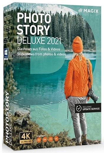 MAGIX Photostory 2021 Deluxe v20.0.1.52 - 64bit [ENG] [Crack TEAM R2R] [azjatycki]