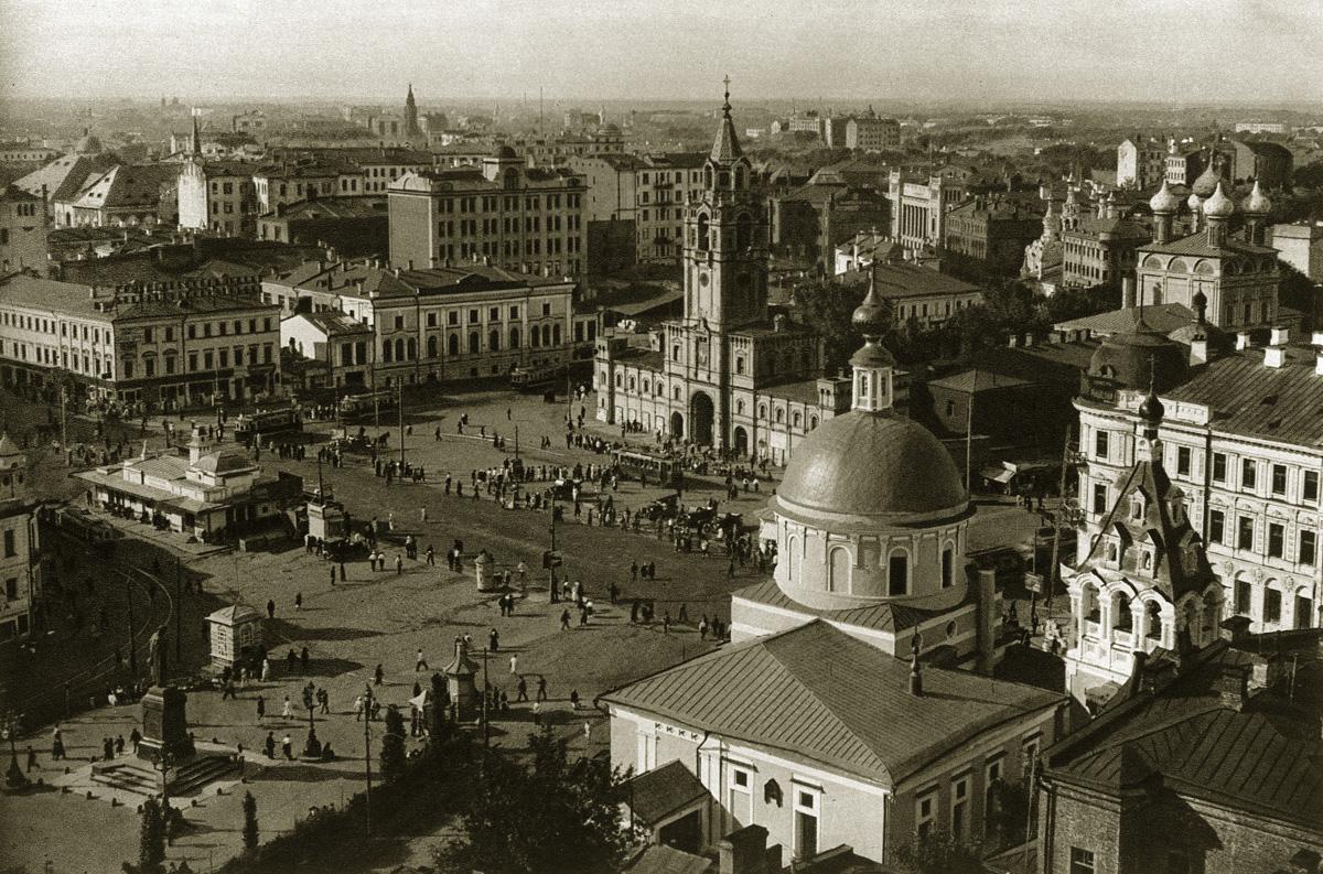 retro fotografii Moskvy 20