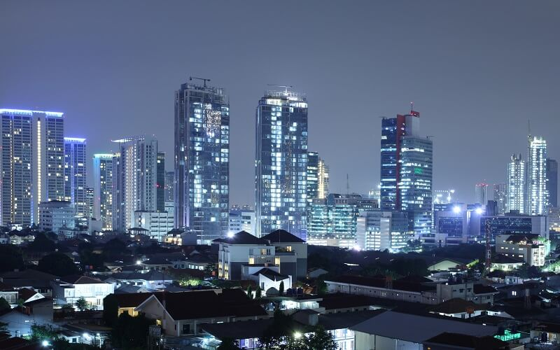 Jakarta city photo