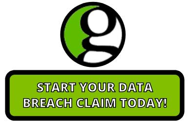 Data Breach Claim Button
