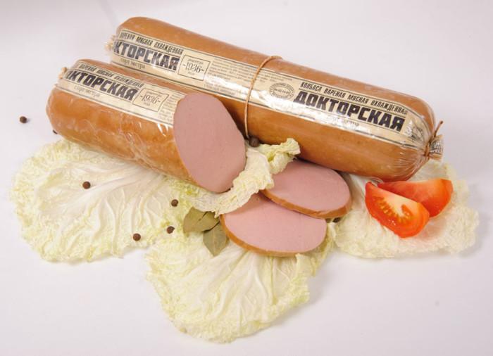 Почему «Докторская» колбаса получила именно такое название