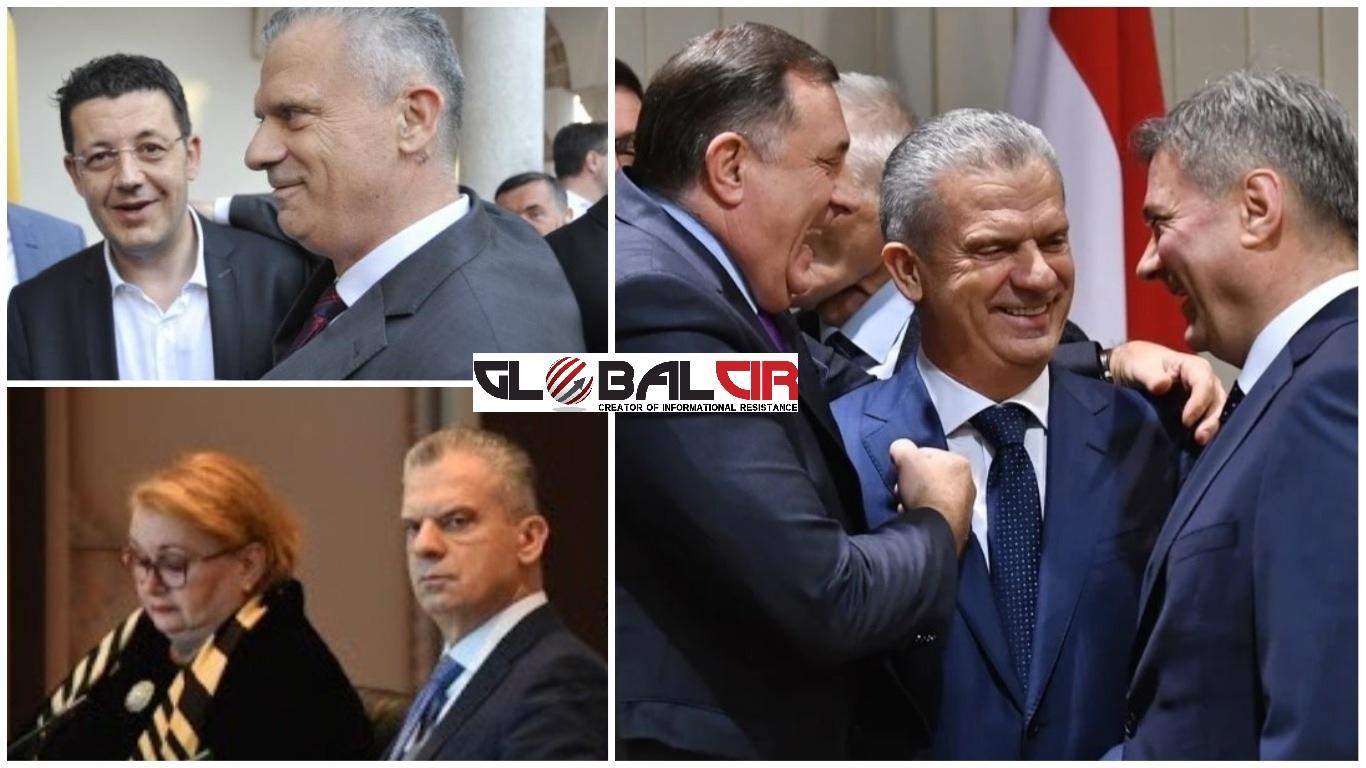 DODIK SE SLAŽE SA ČAMPAROM: Radončić je bio od koristi i za BiH i za Republiku Srpsku!