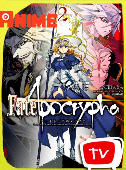 Fate/Apocrypha (Lat-Cast-Jap+Sub) [1080p] [GoogleDrive] JAMC2208