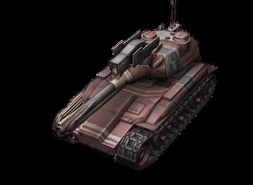 Премиум танк Lupus World of Tanks Blitz