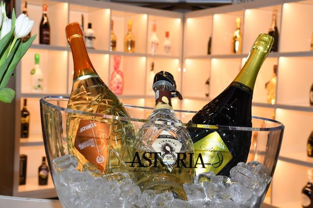 Produkty włoskie, wina Astoria