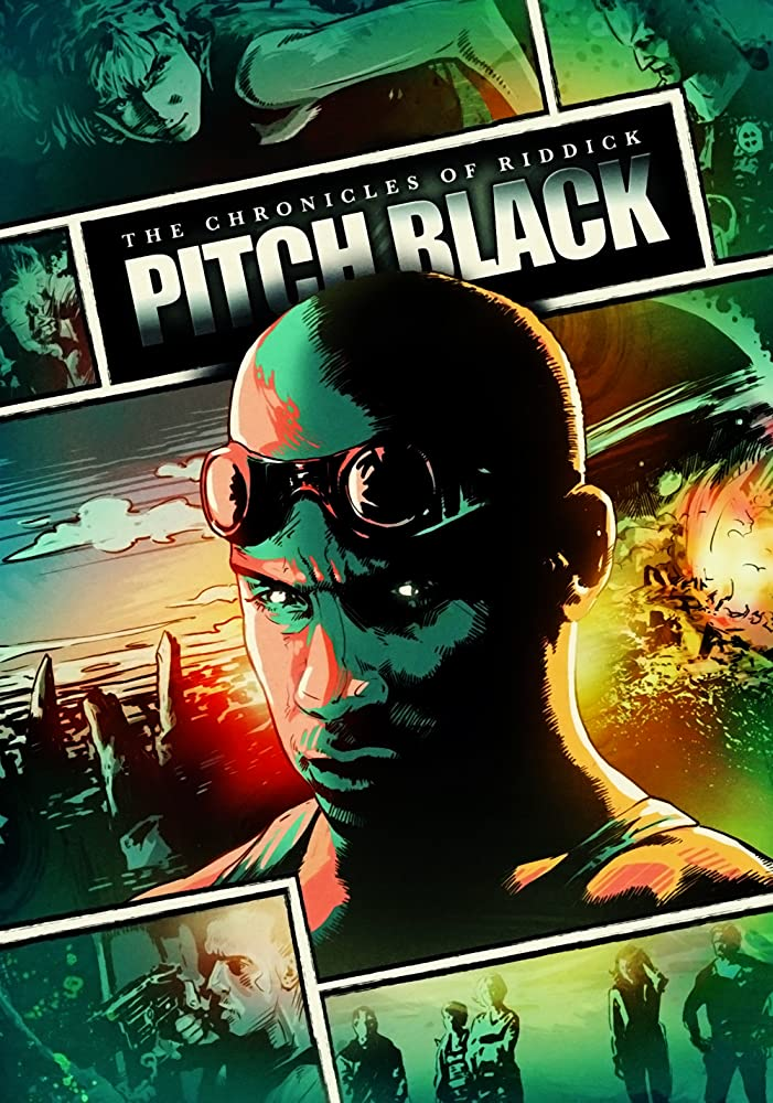 Pitch Black 2000 Hindi Dual Audio 720p BluRay 800MB | 400MB Download