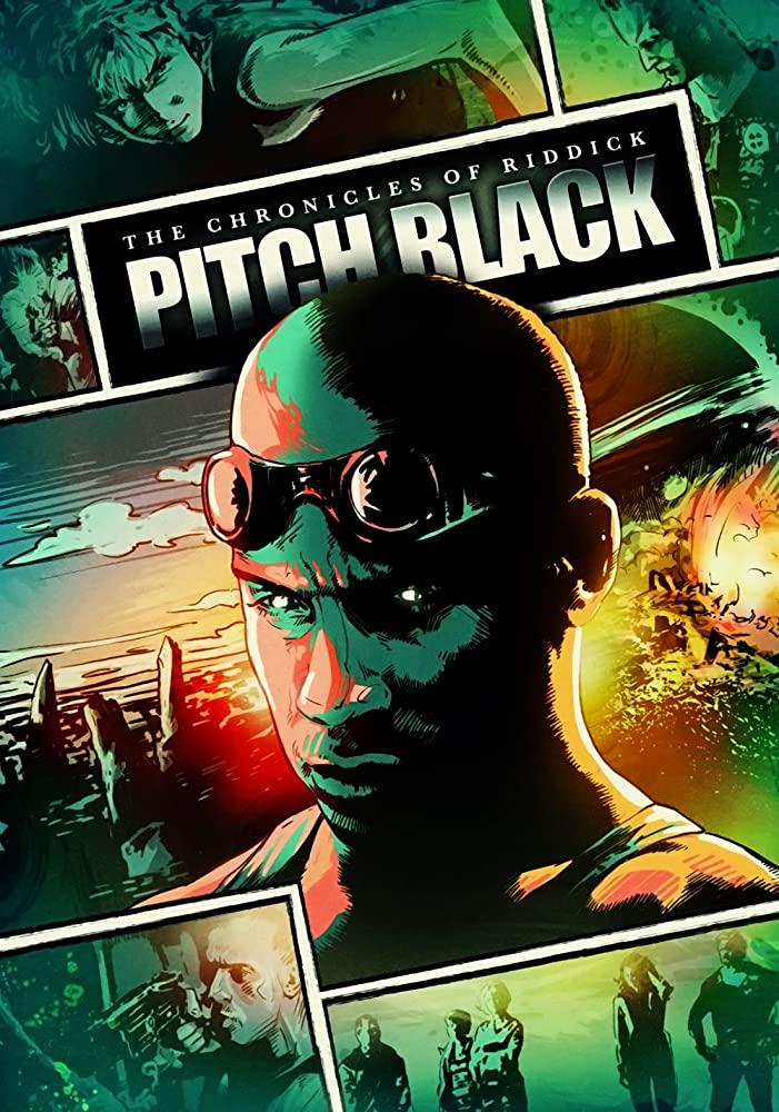 Pitch Black 2000 Hindi Dual Audio 720p BluRay 800MB | 400MB Download