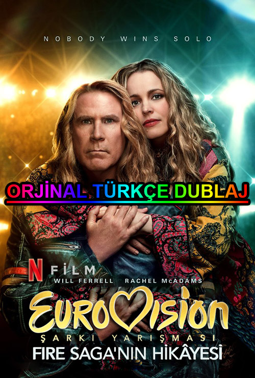 Eurovision Şarkı Yarışması: Fire Saga'nın Hikâyesi | 2020 | WEB-DL | XviD | Türkçe Dublaj | m720p - m1080p | WEB-DL | Dual | TR-EN | Tek Link