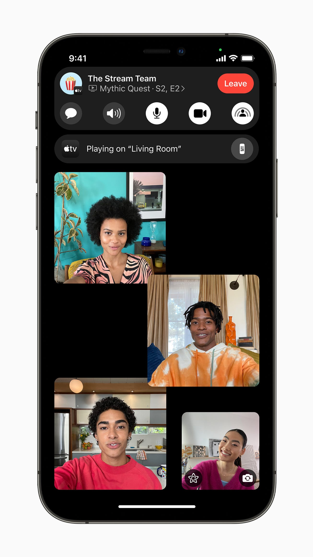 A Technology Tale – FaceTime looks like a zoom and the notification gets the focus